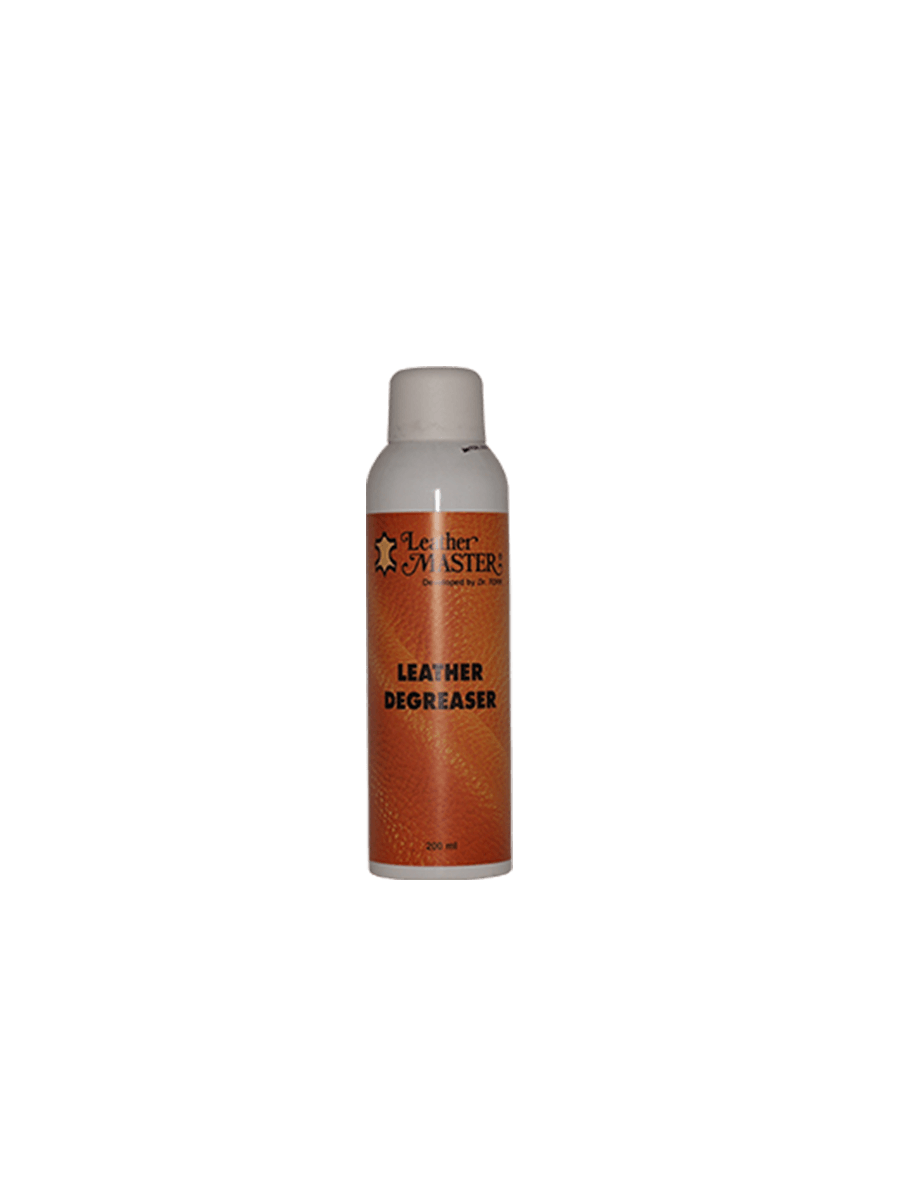 Leather Master - Leather degreaser